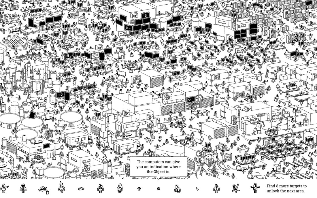 HiddenFolks